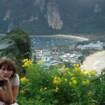 Tajlandia 2007 – Koh Pee Pee