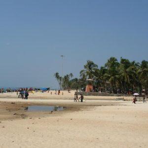 plaże nie są za czyste