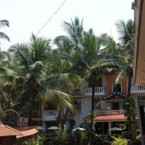 nasz drugi nocleg na Goa