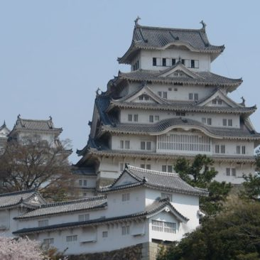 Japonia 2007 – Himenji