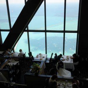 To jest dopiero romantyczna restauracja.