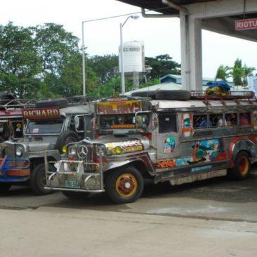 Filipiny 2008 – HK i Manila