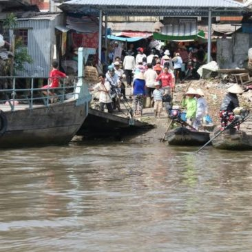 Wietnam 2011 – Delta Mekongu