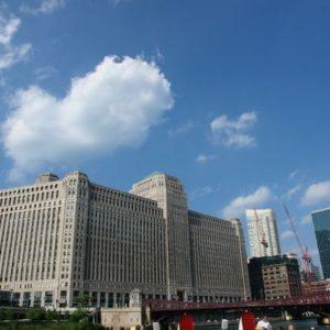 Największy w m2 budynek na świecie.