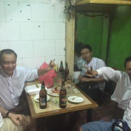 Yangoonn nocne manewry