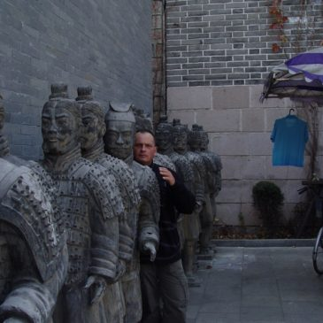 Chiny – Chiński Mur
