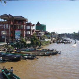 Birma 2015 – Inle Lake dzień 1