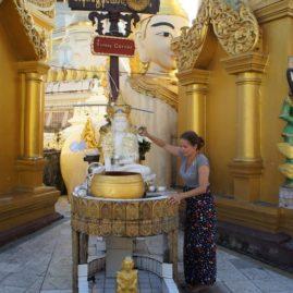 Birma 2015 – Rangun