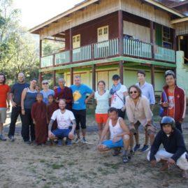 Birma 2015 – Kalaw trekking dzień 1