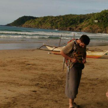 Nie ma łatwo na Tagbangan Beach