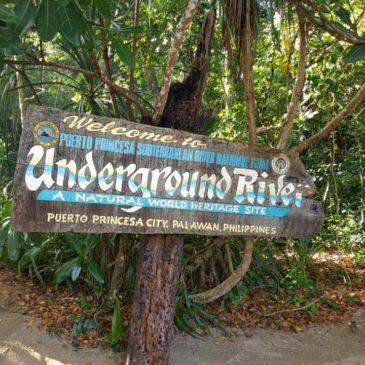 Sabang Underground riwer