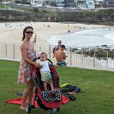 Spacerkiem po plażach Sydney