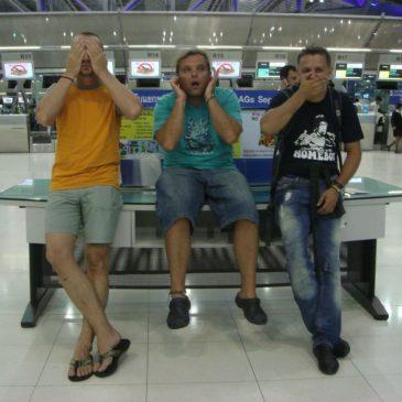 To co było w Bangkoku tam zostaje …