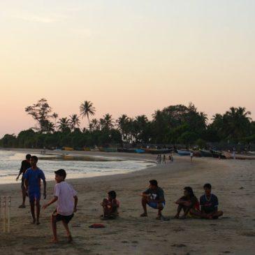 Indie 2006 – Goa Mari Beach