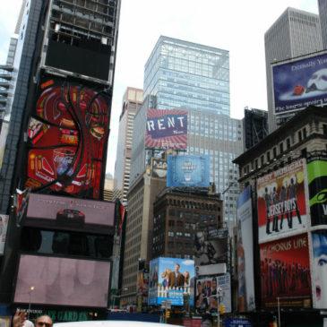 USA 2007 – Nowy York