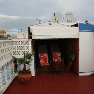 miejscówka na dachu:)