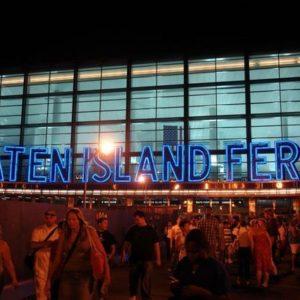 I bezpłatna przeprawa promowa na Staten Island,