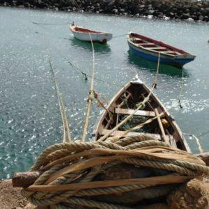 malutkie łódeczki