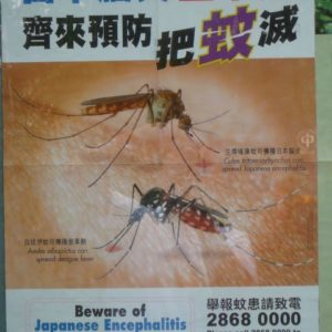 Ale uwaga - zawsze może Was zaatakować wściekły komar,