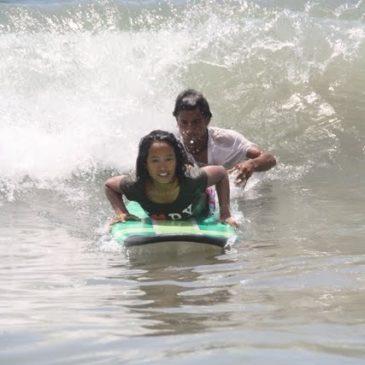 Surfer USA – ze specjalną dedykacją dla Marynarza