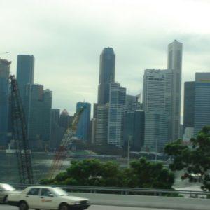 A tak wygląda jego właściciel - Singapur