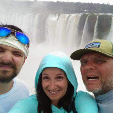 Foz do Iguaçu tyle wody w jedynym miejscu …